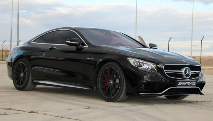 Mercedes benz s 63 amg coupe for Mercedes benz s63 amg coupe