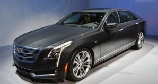 2016 Cadillac CT6 -(19)