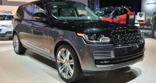Range Rover SVAutobiography -(1)