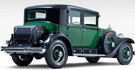Кадиллак Аль Капоне выставлен на аукцион