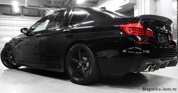 Тюнинг  3D Design для нового BMW M5