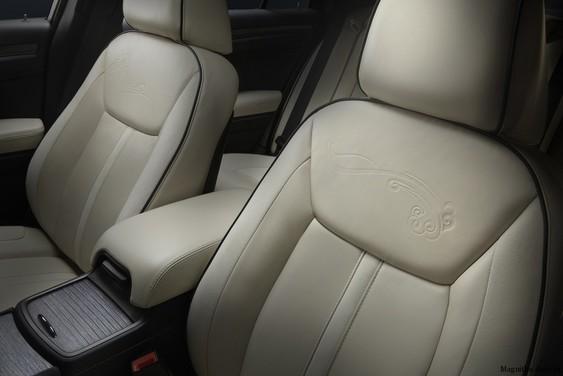 Chrysler предложит две концепции дизайна на Пекинской международной автомобильной выставке 2012. Крайслер.