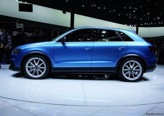 Audi RS Q3 концепт на премьере в Пекине
