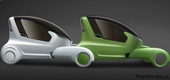 Chery на выставке в Пекине представит два концепт-кара TX и Ant.