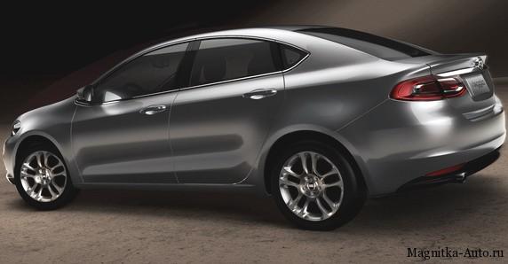Fiat Viaggio: новый авто от Фиат