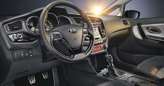 Новый Kia Ceed фотографии