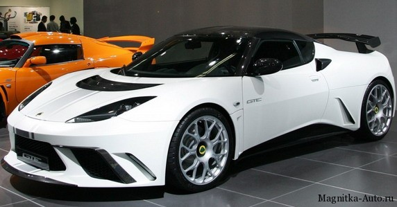 Lotus Evora GTE China Limited Edition на Пекинском автосалоне