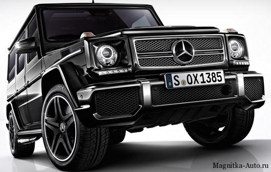 Mercedes G65 AMG & Mercedes G63 AMG