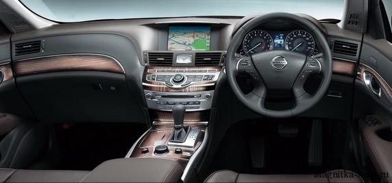 Новый Nissan Cima