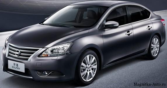 Обновлённый Nissan Sylphy (Sentra)