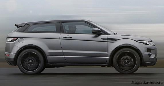 Range Rover Evoque Виктория Бекхэм Special Edition
