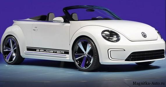 Volkswagen E-Bugster Speedster концепт
