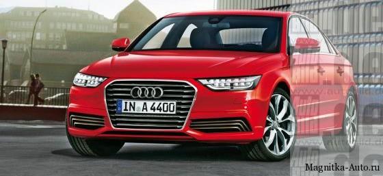 Новая Audi A4 выйдет в 2014 году