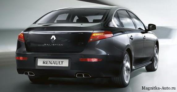 Renault Talisman на выставке в Пекине
