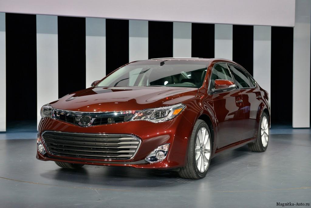 Новый Toyota Avalon 2013. Тойота Авалон.