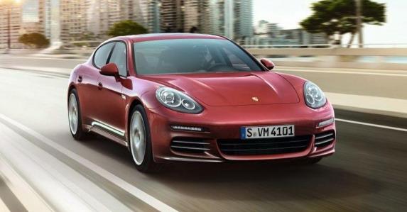 Обновлённый Porsche Panamera