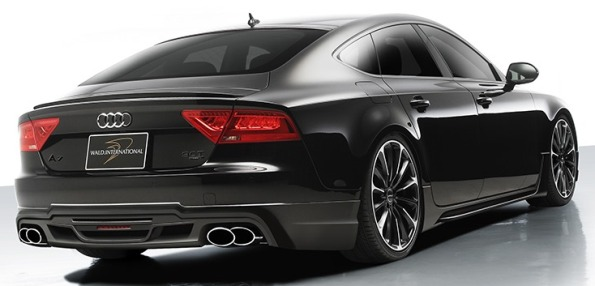 Wald International Audi A7 Sportback