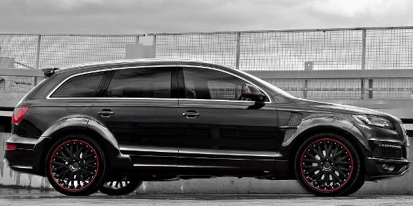 Audi Q7 Quattro 3.0 Wide Track Diesel A.Kahn Design