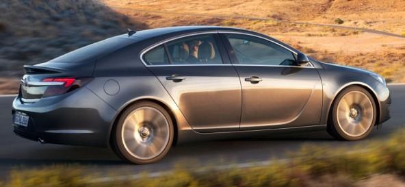 Обновлённый Opel Insignia