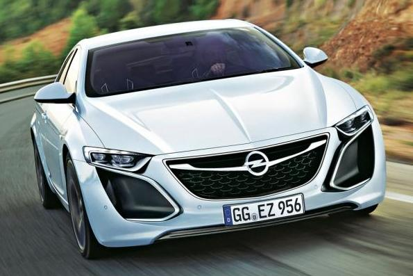 Photo of Opel Monza Concept