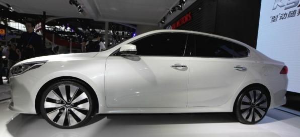 Kia K4 concept