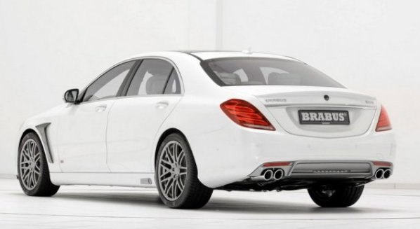 Mercedes Brabus S500 B50