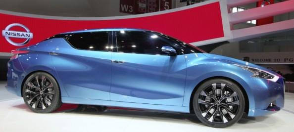Nissan Lannia Concept может стать серийным