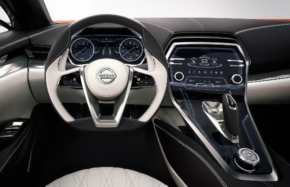 Новый Nissan Maxima появится осенью
