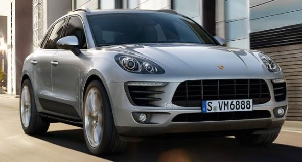 Porsche Macan базовая версия