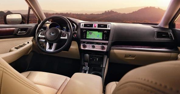Премьера нового Subaru Outback 2014 в США