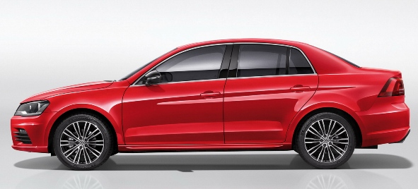 Volkswagen Bora Sportline