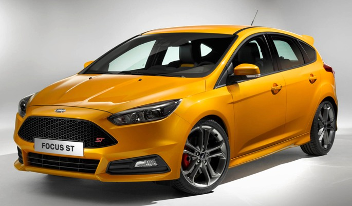Photo of Ford Focus ST 2015