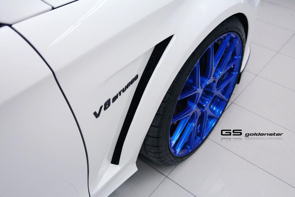 GS Mercedes-Benz CLS63 AMG