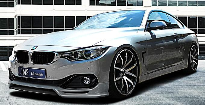Photo of JMS BMW 4-Series Coupe