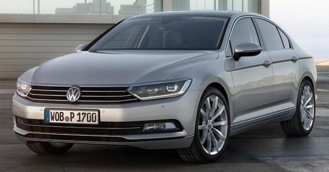 Photo of Новый Volkswagen Passat 2015