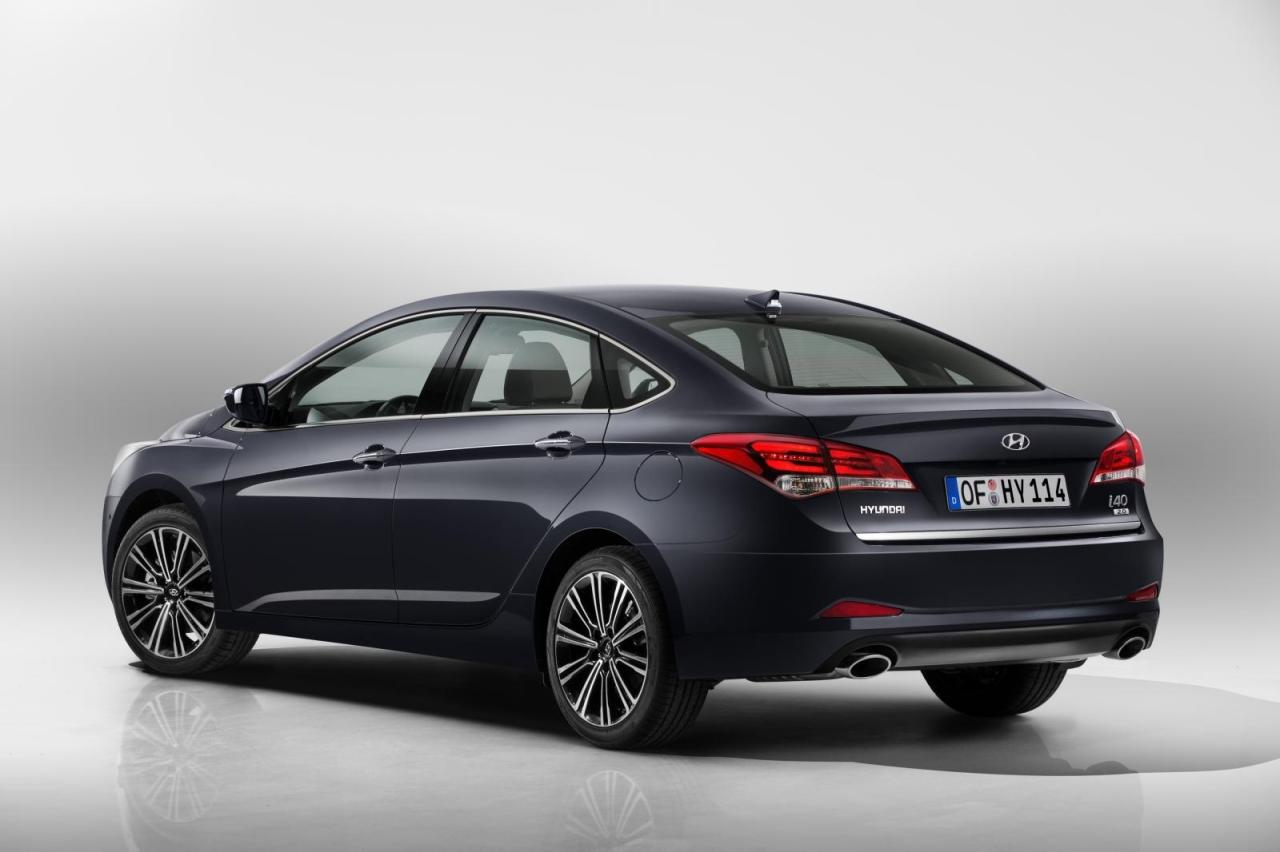 2015 Hyundai i40