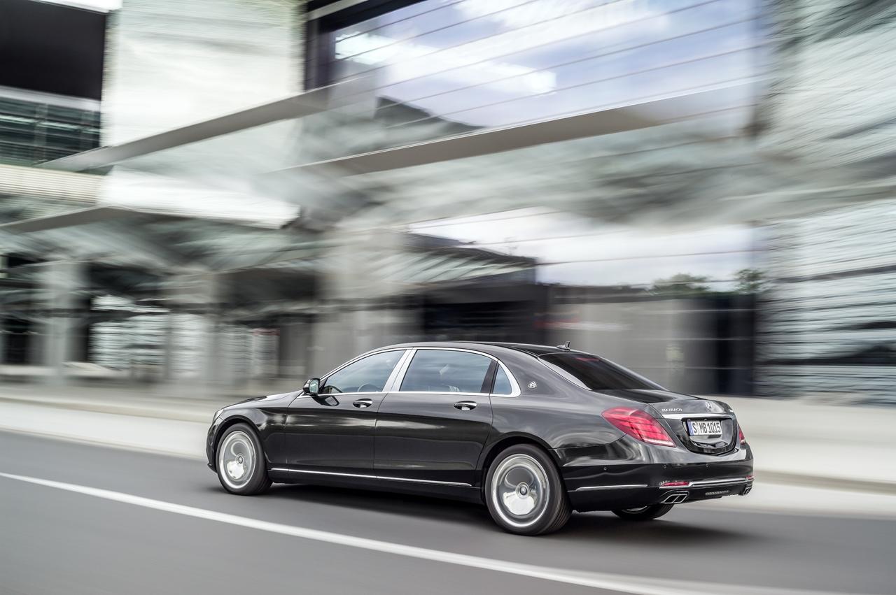 2016 Mercedes-Maybach S600 обзор цен