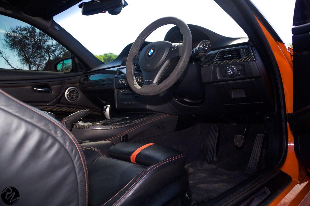 Custom BMW E92 M3 Clockwork
