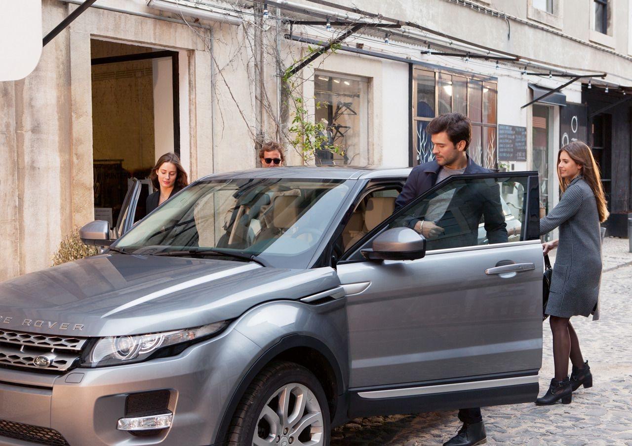Land Rover Range Rover Evoque Autobiography