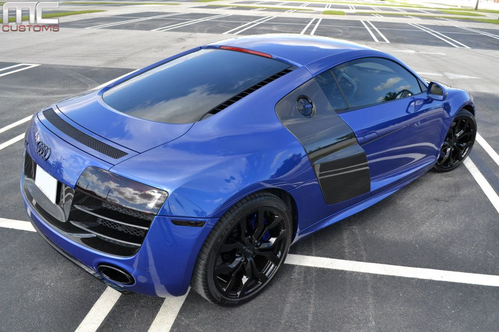 MC Customs Audi R8