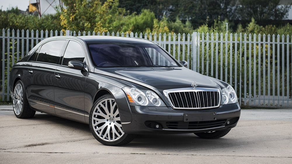 Kahn Automobiles Maybach 62 5.5 V12