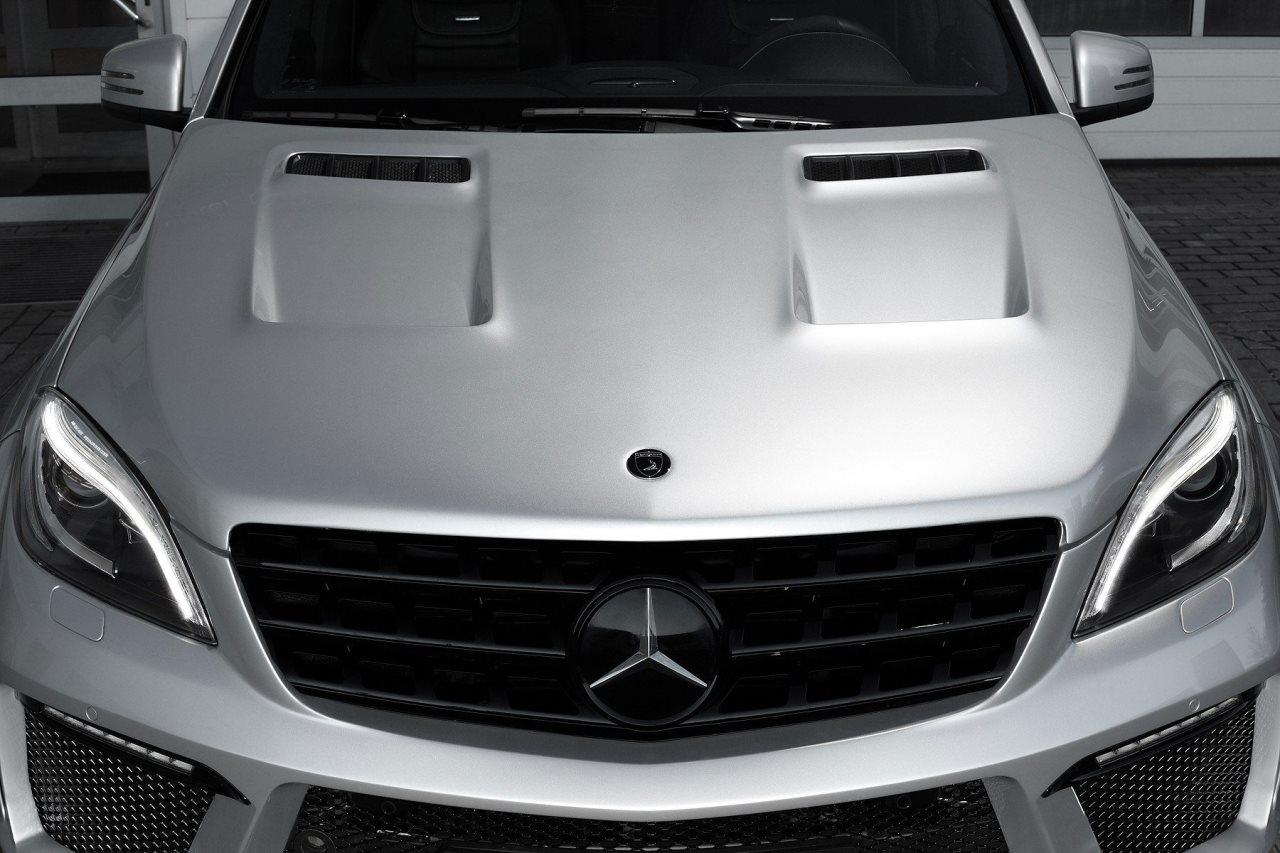 TOPCAR Mercedes-Benz ML63 INFERNO