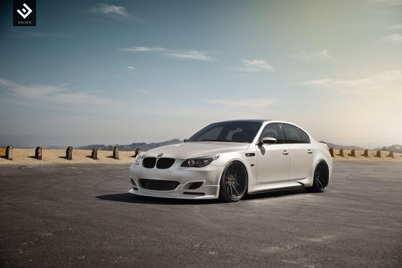 ENLAES GTS60 BMW M5