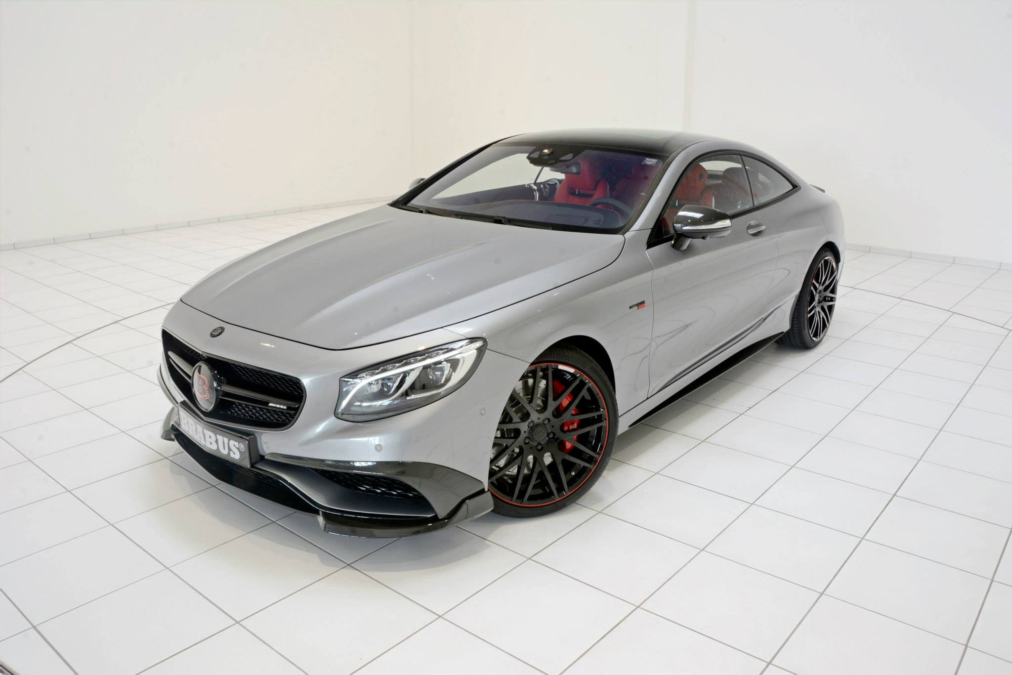Photo of BRABUS 850 Mercedes S63 AMG Coupe тюнинг от брабус