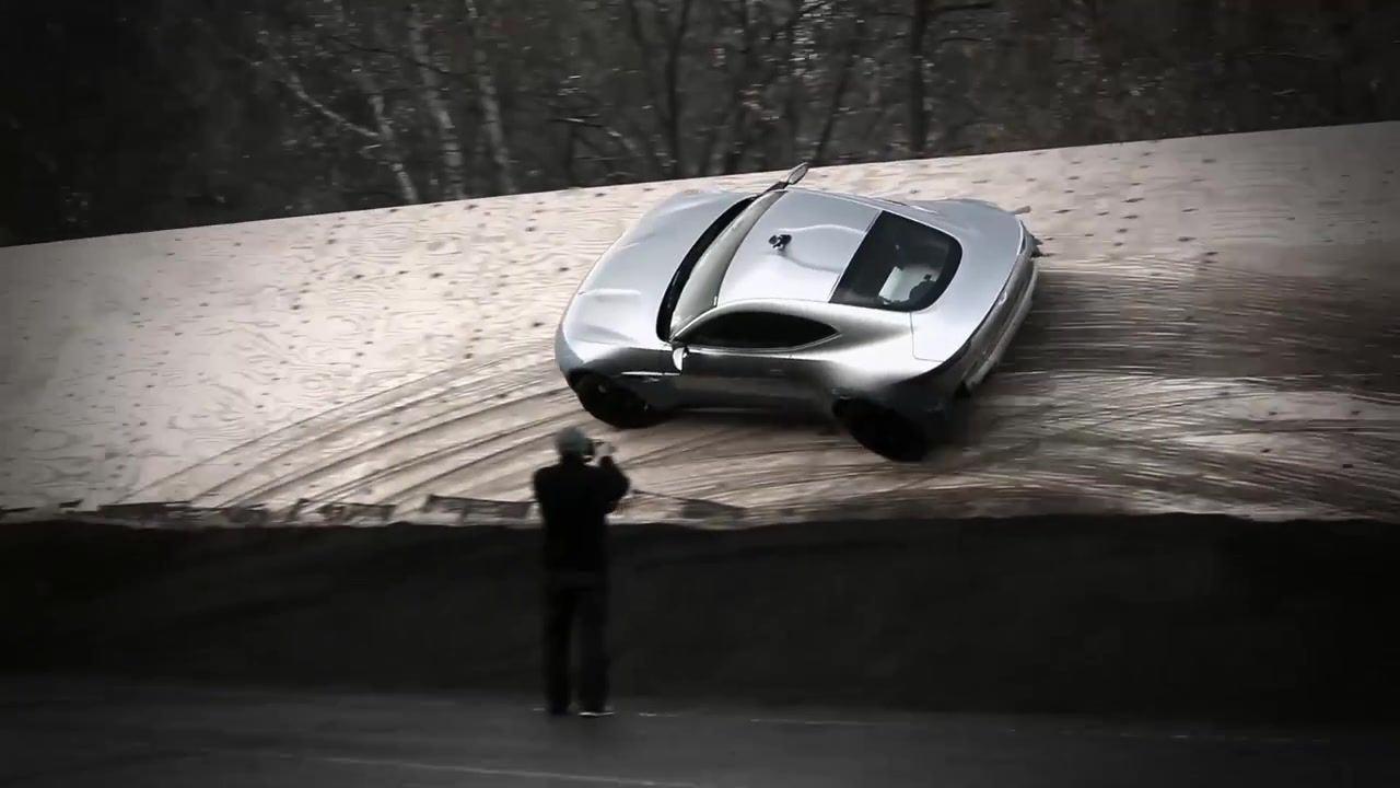 Aston Martin DB10 и Jaguar C-X75 в новом фильме о Джеймсе Бонде «007: Спектр»