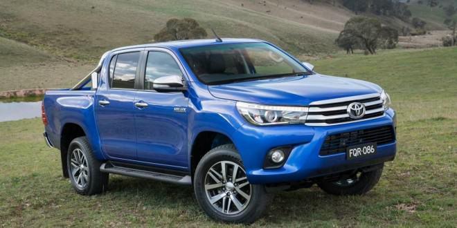 2016 Toyota Hilux стал более мощным и комфортным