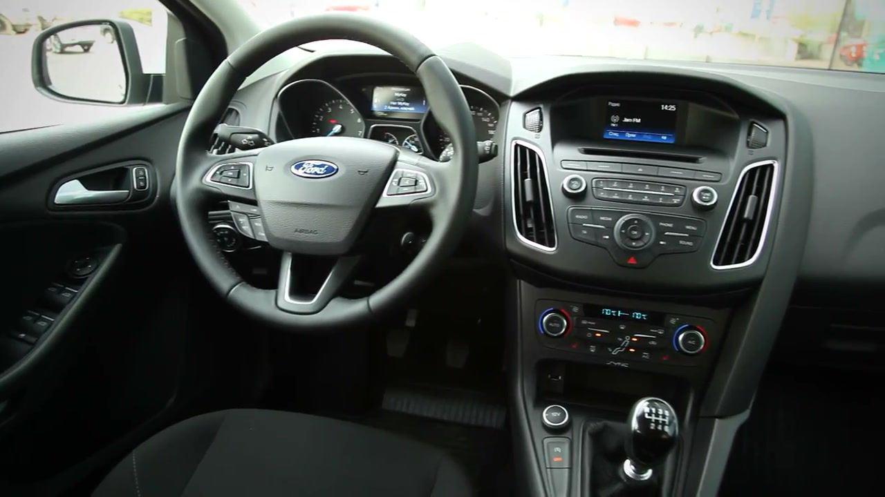 Тест-драйв Ford Focus 2015