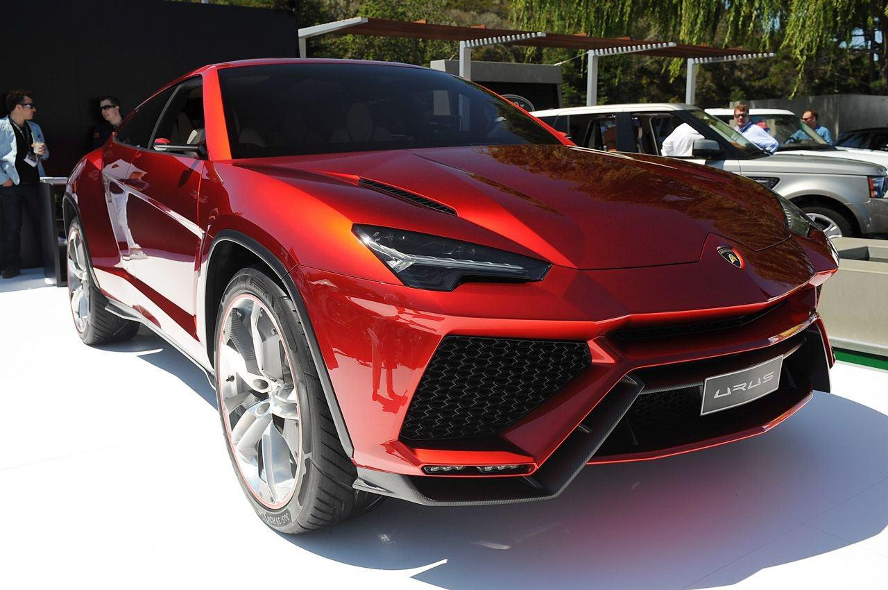 В Lamborghini Urus инвестируют 100 млн.евро
