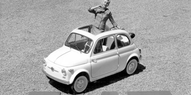 2015 Fiat 500c 1957 Edition новинка на старый лад
