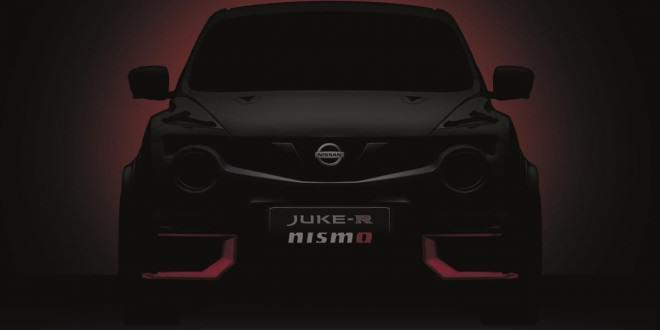 2015 Nissan Juke-R NISMO представят на фестивале скорости